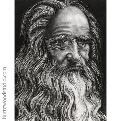 Click to view full size image: Leonardo Da Vinci