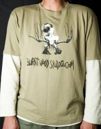Burnt Wood Studio T-Shirt